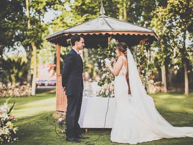 La boda de Miguel y Anabel en Atarfe, Granada 73