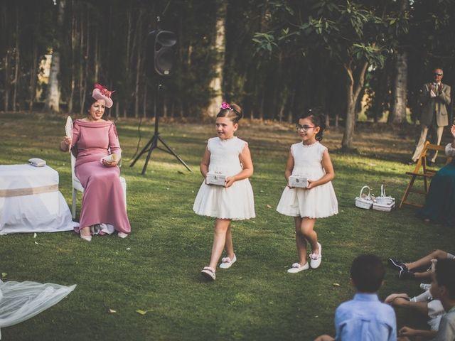 La boda de Miguel y Anabel en Atarfe, Granada 78