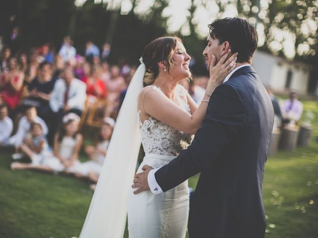 La boda de Miguel y Anabel en Atarfe, Granada 86