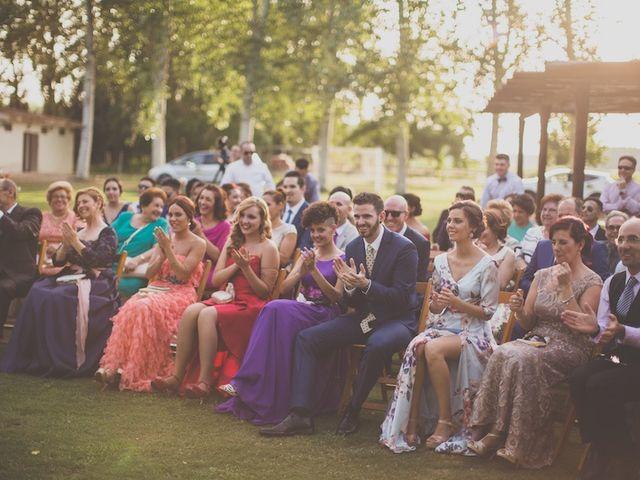 La boda de Miguel y Anabel en Atarfe, Granada 87