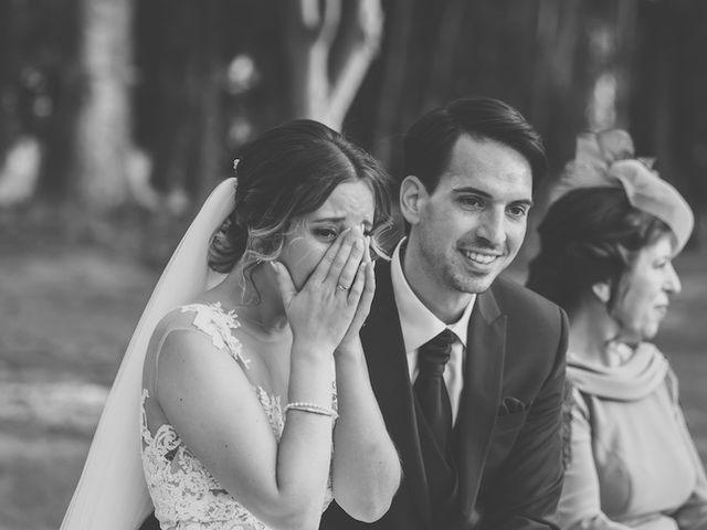La boda de Miguel y Anabel en Atarfe, Granada 90
