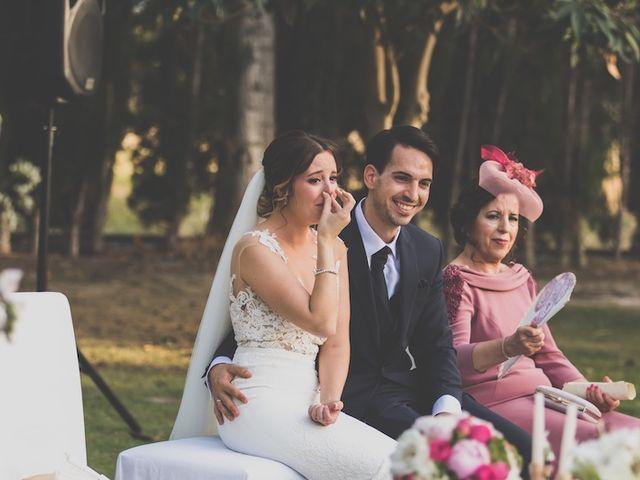 La boda de Miguel y Anabel en Atarfe, Granada 91