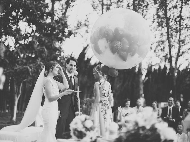 La boda de Miguel y Anabel en Atarfe, Granada 95