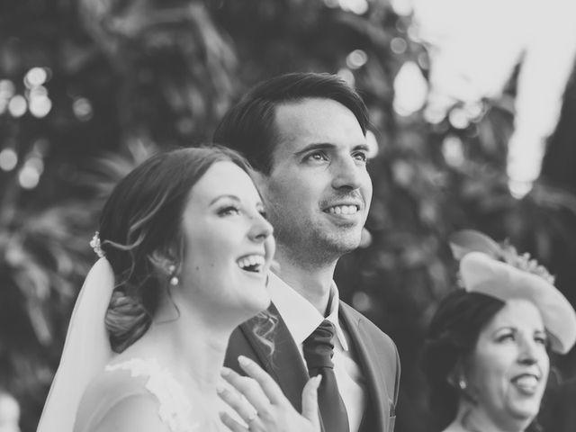 La boda de Miguel y Anabel en Atarfe, Granada 98