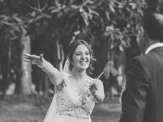 La boda de Miguel y Anabel en Atarfe, Granada 99