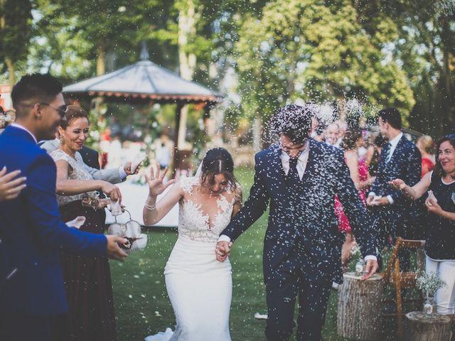La boda de Miguel y Anabel en Atarfe, Granada 100