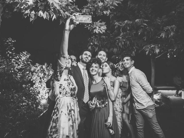 La boda de Miguel y Anabel en Atarfe, Granada 124
