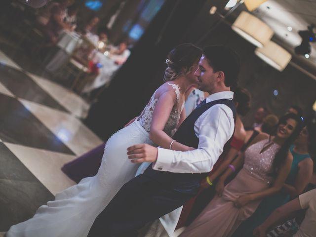 La boda de Miguel y Anabel en Atarfe, Granada 147