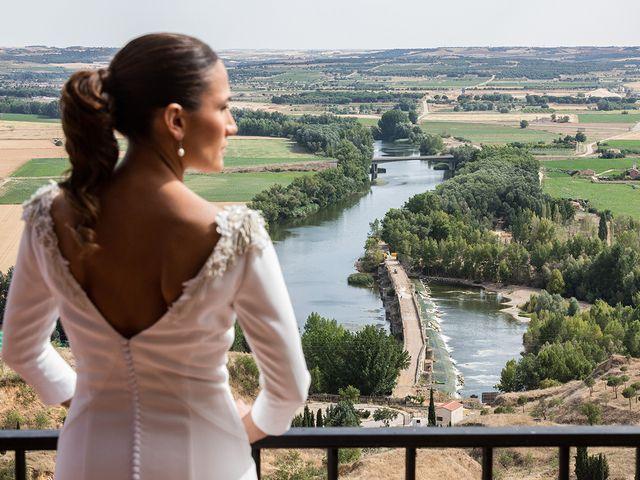 La boda de Borja y Elena en Toro, Zamora 8