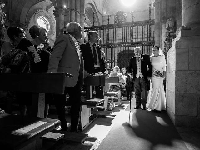 La boda de Borja y Elena en Toro, Zamora 16