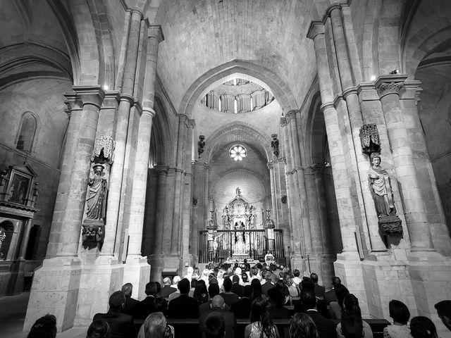 La boda de Borja y Elena en Toro, Zamora 19