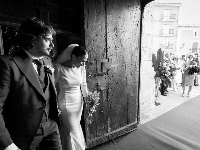 La boda de Borja y Elena en Toro, Zamora 23