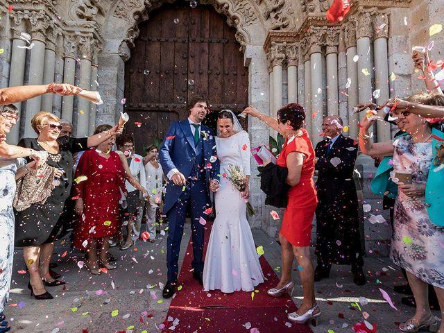 La boda de Borja y Elena en Toro, Zamora 25