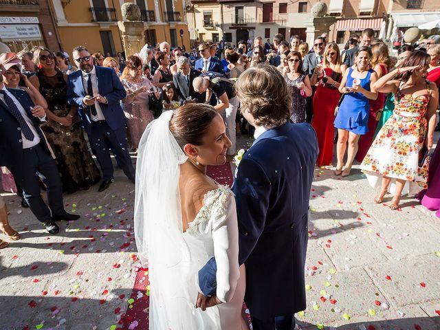 La boda de Borja y Elena en Toro, Zamora 26
