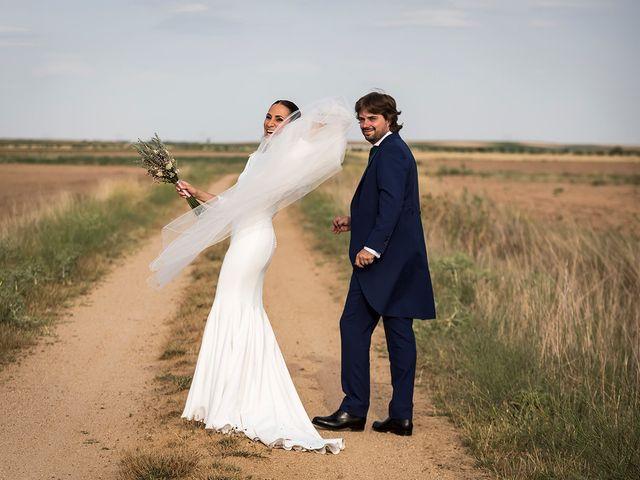 La boda de Borja y Elena en Toro, Zamora 28