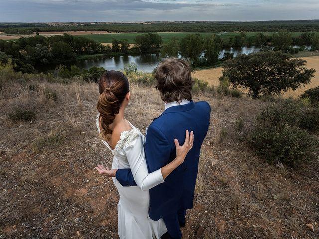 La boda de Borja y Elena en Toro, Zamora 34