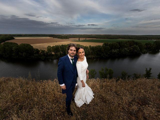 La boda de Borja y Elena en Toro, Zamora 35