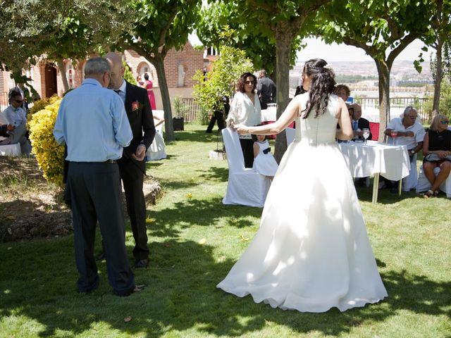 La boda de Luis y Henar en Valladolid, Valladolid 2