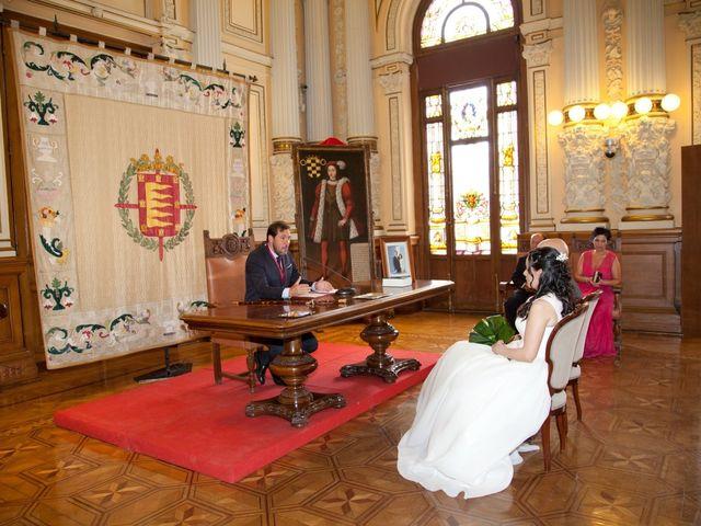 La boda de Luis y Henar en Valladolid, Valladolid 25