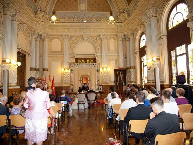 La boda de Luis y Henar en Valladolid, Valladolid 27