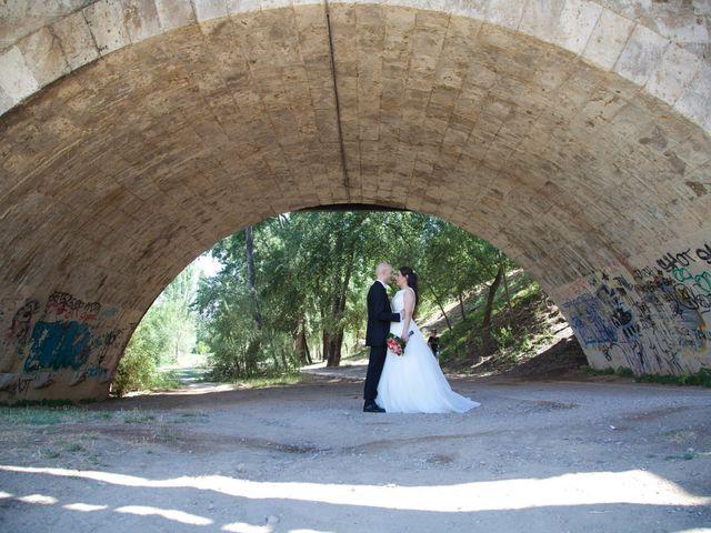 La boda de Luis y Henar en Valladolid, Valladolid 30
