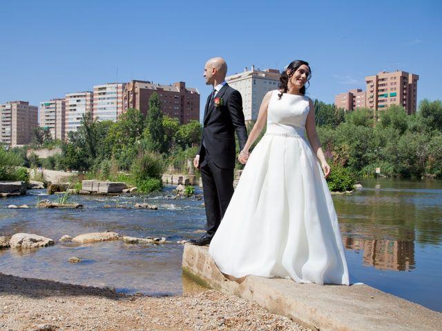 La boda de Luis y Henar en Valladolid, Valladolid 33