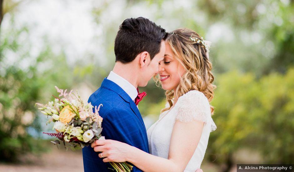 La boda de David y Cristina en Alberic, Valencia