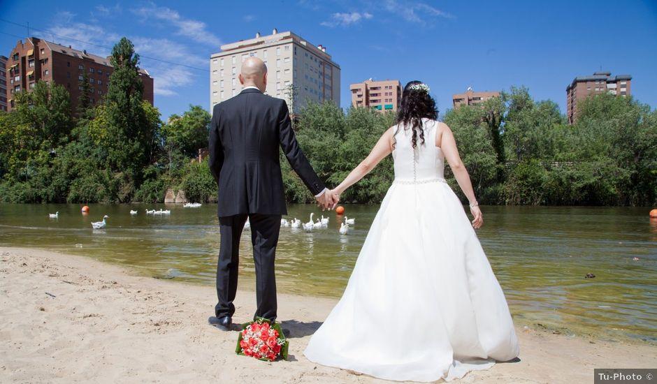 La boda de Luis y Henar en Valladolid, Valladolid
