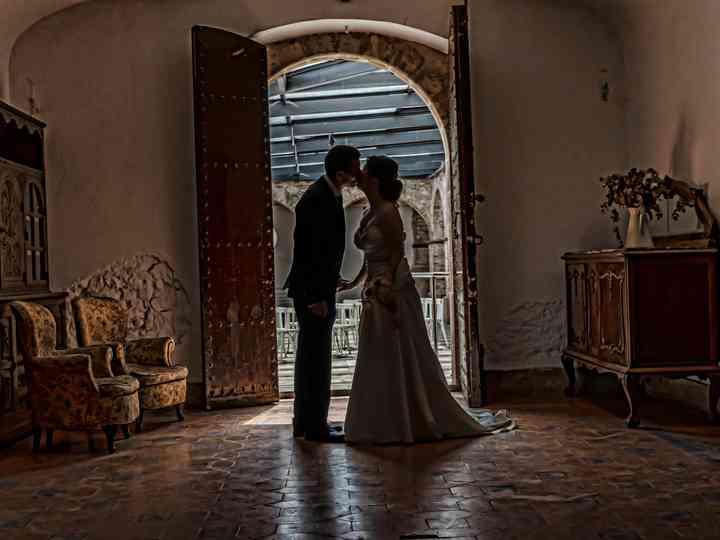 La boda de Jessy y Daniel