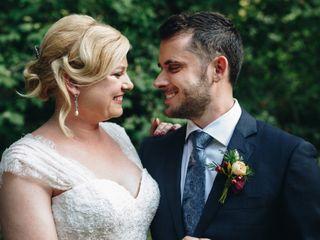 La boda de Debbie y Santi