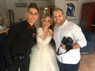 La boda de Ainara y Diego 2