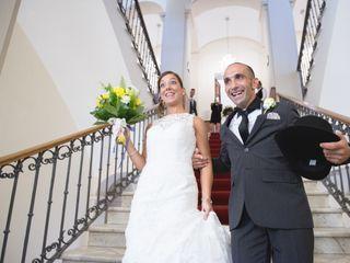 La boda de Silvia y Gianluca