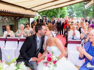 La boda de Beatriz y Arkaitz