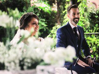 La boda de Rafael y Anabel