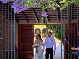 La boda de Ricky y India 1