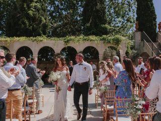 La boda de Ricky y India