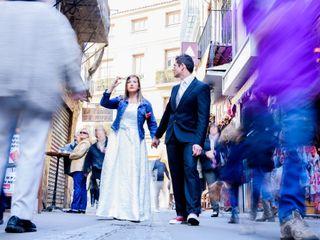 La boda de Inma y David