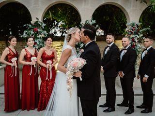 La boda de Mary y Scott
