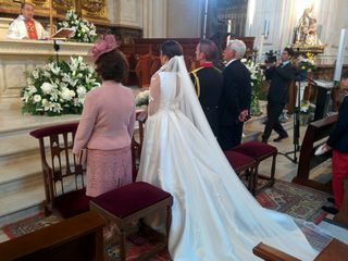 La boda de Merche y Iván 1