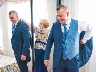 La boda de Marta y Fran 2