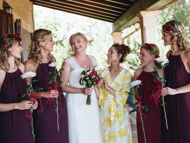 La boda de Santi y Debbie en Palma De Mallorca, Islas Baleares 6