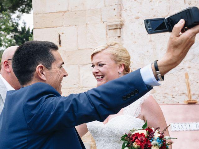 La boda de Santi y Debbie en Palma De Mallorca, Islas Baleares 17