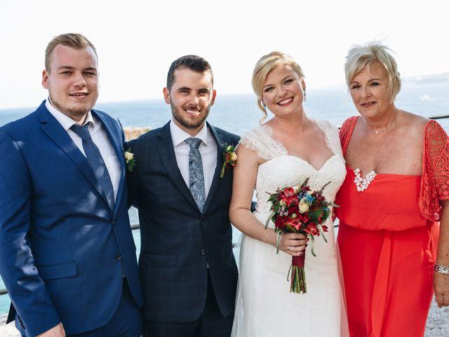 La boda de Santi y Debbie en Palma De Mallorca, Islas Baleares 18