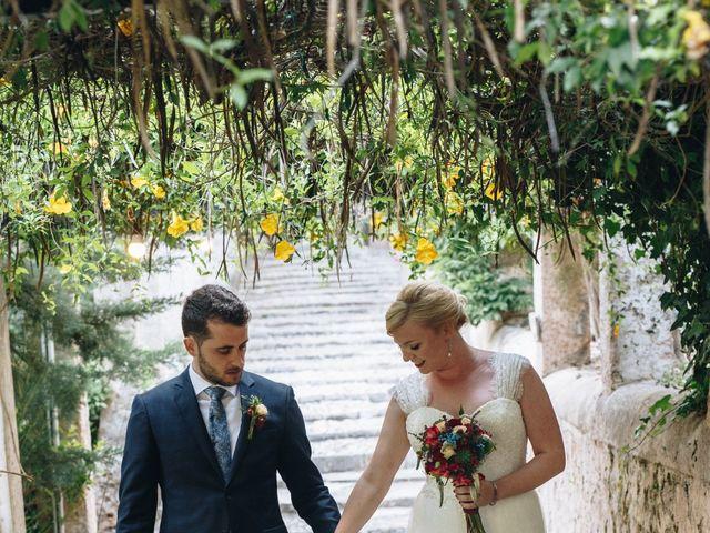 La boda de Santi y Debbie en Palma De Mallorca, Islas Baleares 23