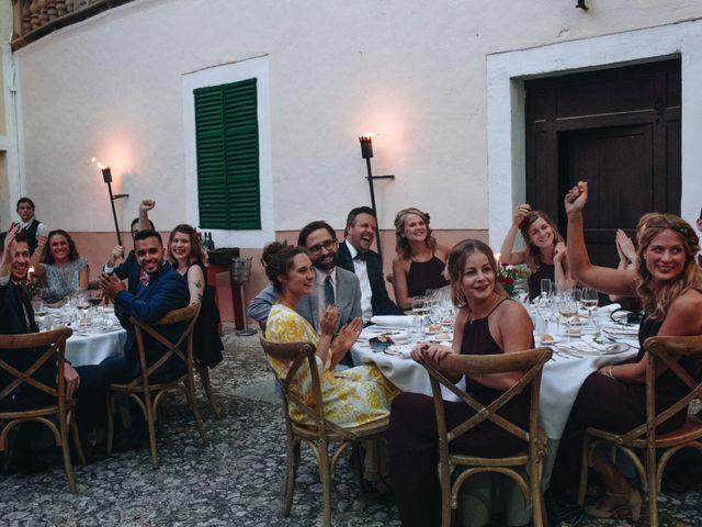 La boda de Santi y Debbie en Palma De Mallorca, Islas Baleares 34