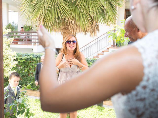 La boda de Gianluca y Silvia en El Palmar (El Palmar), Murcia 8