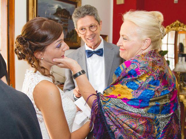 La boda de Gianluca y Silvia en El Palmar (El Palmar), Murcia 9