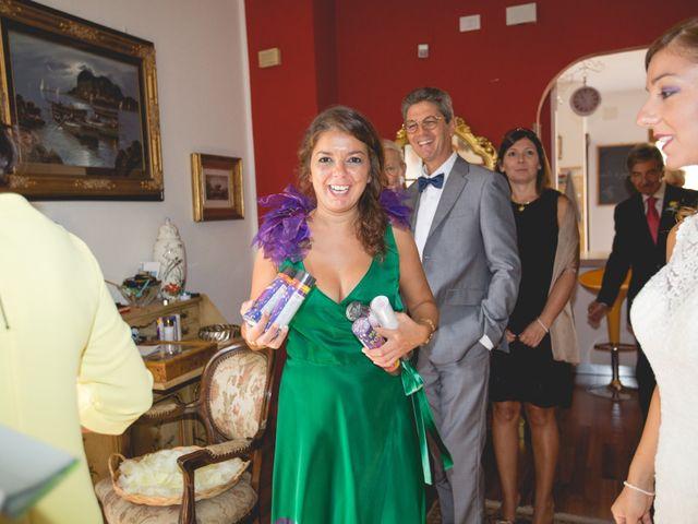 La boda de Gianluca y Silvia en El Palmar (El Palmar), Murcia 10