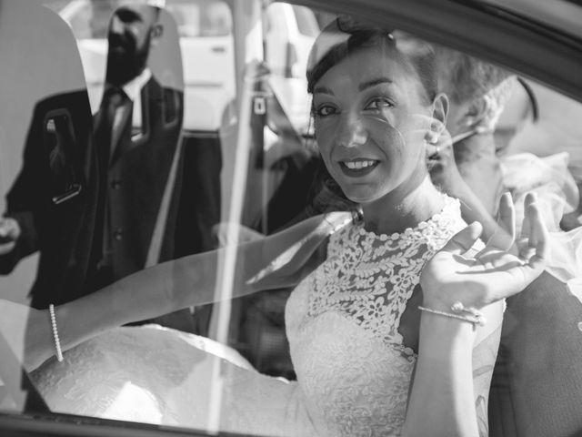 La boda de Gianluca y Silvia en El Palmar (El Palmar), Murcia 17