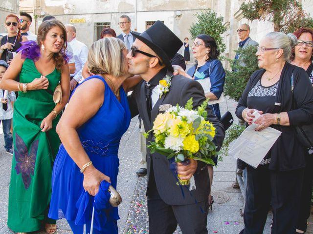 La boda de Gianluca y Silvia en El Palmar (El Palmar), Murcia 24